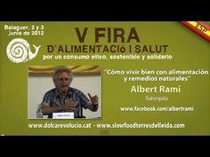 COMO VIVIR BIEN CON ALIMENTACION Y REMEDIOS NATURALES , Albert Rami