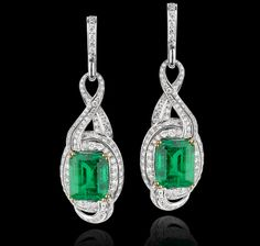 Entangled with Emeralds by Garrard