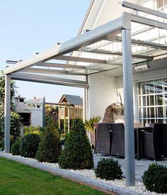 Modern #deck design. #outdoorliving #Germany