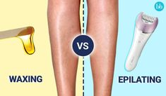 We test two types of hair removal methods – waxing and using an epilator – to determine which one is easier to use and which has the best results. Epilator Tips, Bikini Wax, Hair Removal Methods, Good Skin, Sensitive Skin, Hair Care, Good Things, Beautiful, Hair Care Tips