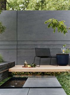 Small but perfectly formed. Courtyard garden inspiration from Melbourne-based landscape designe...