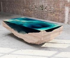The Abyss Table from Duffy London