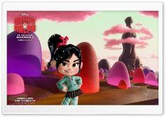 Vanellope von Schweetz Disney HD Wide Wallpaper for 4K UHD Widescreen desktop & smartphone