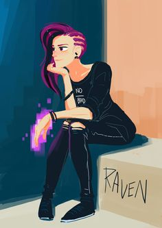 GinkgØ — ▲RAVEN + APPLE▲     - Ever After High is not a bad...