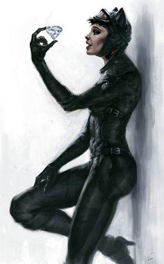 Catwoman Concept - Pictures & Characters Art - Batman: Arkham City