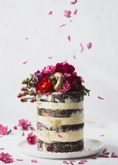 Ja, ich will: DIESER nackte Kuchen ist die angesagteste Hochzeitstorte 2017!   GRAZIA Deutschland