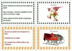 devinettes calendrier avent lila Source by lolashugart Xmas Elf, Theme Noel, Inference, Teaching French, Christmas Activities, Winter Christmas, Merry Christmas, Games For Kids, Crafts For Kids