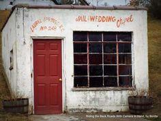 Old Jail & weddig chapel