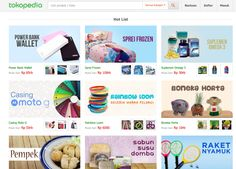 Indonesian Marketplace Tokopedia Raises $100M From SoftBank and Sequoia | TechCrunch