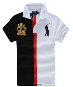 Ralph Lauren Polo Clothes For Men - Winter is closing in on the Northern hemisphere and it is fast getting time dig out th Polo Shirt Outfits, Mens Polo T Shirts, Mens Tees, Tee Shirts, Shirt Men, Polo Clothes For Men, Camisa Polo, Cheap Ralph Lauren Polo, Men's T Shirts