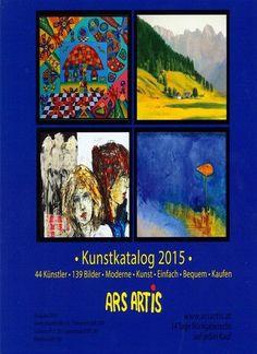 ARS ARTIS KUNSTKATALOG 1/2015
