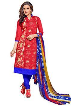 Sarees Fashion presents Women's Cotton unstitch Dress Mat... http://www.amazon.in/dp/B01J3LMTE6/ref=cm_sw_r_pi_dp_uUZLxb04PD34D