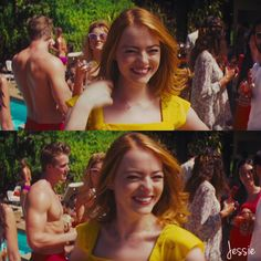 My favorite part Movie Photo, I Movie, Mia Dolan, Emma Stone Gwen Stacy, Damien Chazelle, Favorite Movie Quotes, Cinematic Photography, Love Scenes, Film Inspiration