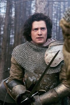 Aneurin Barnard in The White Queen, 2013