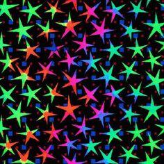 """Wildon Home  Starstruck© 39"""" x 39"""" Carpet Tile in Flourescent (Set of 25)"""