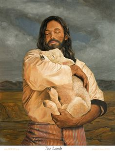 The Lamb by Stephen Sawyer in our Ethnic Jesus Art gallery. images of Jesus Christ with art prints, canvas and framed. Offering both loved classics & new Christian art. Jesus Shepherd, Lord Is My Shepherd, The Good Shepherd, Pictures Of Christ, Temple Pictures, Padre Celestial, Jesus Face, Prophetic Art, A Course In Miracles