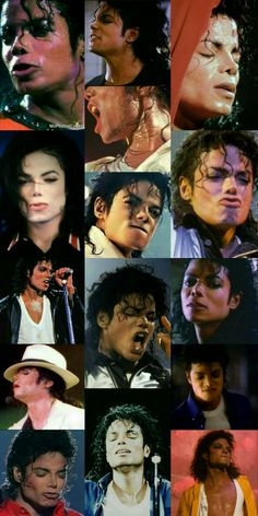Sexy faces of Michael