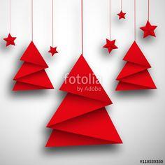 Znalezione obrazy dla zapytania proste ozdoby świąteczne