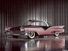 1955 Ford Mystere Concept Car...radicle...
