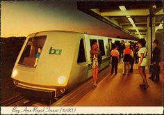 earliest model : bay_area_rapid_transit_san_francisco_CA | Flickr - Photo Sharing!