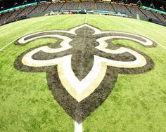 Saints football in the Superdome!!!!!!