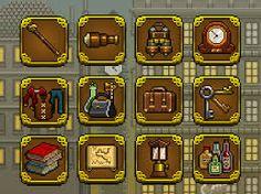 Resultado de imagem para game art steampunk