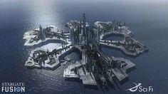 Atlantis....it could happen.