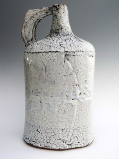 Jane Wheeler Flagon via bilsandrye. Click on the image to see more!