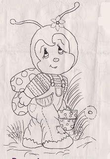 Art'sanália: Ladybug Semaninha!