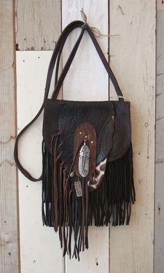 Beautiful fringe purse! I LOVE this purse!