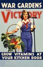 Victory gardener...