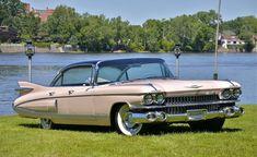 1959 Cadillac Fleetwood.