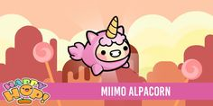 #HappyHop #NewMiimo 💜  My Best Miimo!