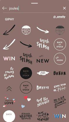 Instagram Emoji, Creative Instagram Stories, Foto Instagram, Instagram And Snapchat, Instagram Story Ideas, Instagram Quotes, Instagram Editing Apps, Insta Photo Ideas, Instagram Highlight Icons