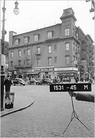 86th Street and 3rd Avenue on the SE corner where the Berlin Bar was/would be located