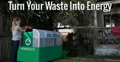 Turning waste into gas and fertilizer, creating an in-house cycle of energy. | Crowdfunding is a democratic way to support the fundraising needs of your community. Make a contribution today!