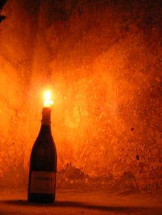 Our Underground Wine Fermentation Tank Rooms