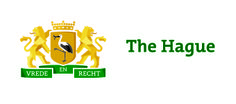 The new logo of city of The Hague. Design: Ontwerpwerk.nl