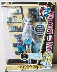 Mad Scientist doll