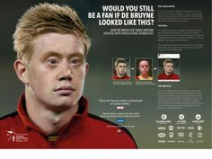 Clio Awards Winning Ad by LDV United, Antwerp for Special Olympics Belgium