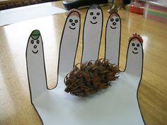 omalovánky paleček a jeho kamarádi - Google Search