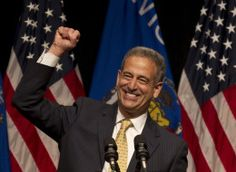 Wisconsin Democrat Russ Feingold has been reaching out to supporters about a possible 2016 Senate bid. (AP Photo/Morry Gash)