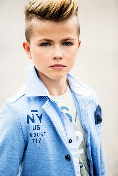 Hairstyles For Kids Boys Style 49 Ideas
