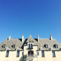 Good morning from Oheka Castle ☀️💙| #locationscouting #fireflyevents #weddings #obrienasap