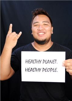 Kris Evangelista of HCWH-Asia for Earth Day 2013.  #Faceofclimate