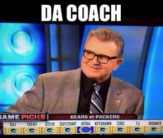 Chicago Bears Vs Green Bay Packers Mike Ditka's correct prediction