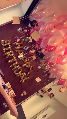Birthday Blast, 17th Birthday Gifts, 1st Birthday Cake Topper, Birthday Goals, Cute Birthday Gift, Happy Birthday Cakes, Birthday Celebration, Birthday Parties, Birthday Wishes Quotes