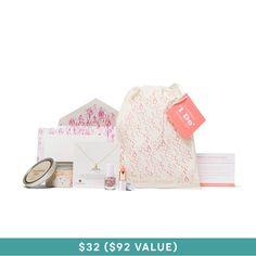 """Birchbox + Style Me Pretty """"For the Bridal Party"""" Kit, <span class=""""price"""">$32.00</span> #birchbox"""