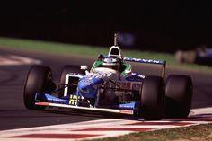 Gerhard Berger  Benetton - Renault 1996