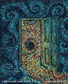 Nascido em Los Angeles, o ilustrador James R. Eads é capaz de criar obras alucinantes, com cores fortes, céus inspirados nos trabalhos de Van Gogh e representando as conexões entre os humanos e o cósmico. Quando o animador Chris McDaniel, também conhecido como The Glitch, viu seu trabalho, soube que eles precisavam se unir.  Chris entrou em ...